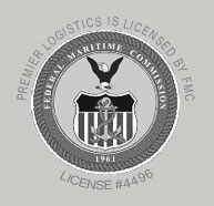 Federal Maritime Commission Certfication | Premier Logistics, Inc.